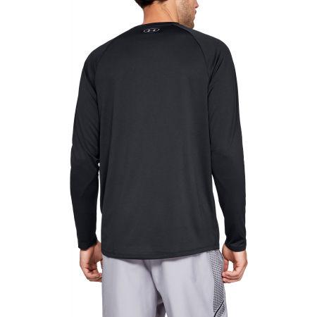 Men's T-Shirt - Under Armour UA Tech 2.0 LS - 4