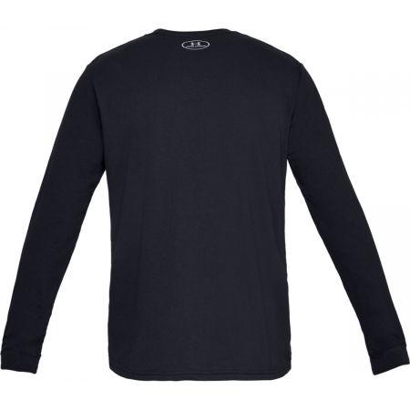 Men's T-Shirt - Under Armour UA SPORTSTYLE LOGO LS - 2