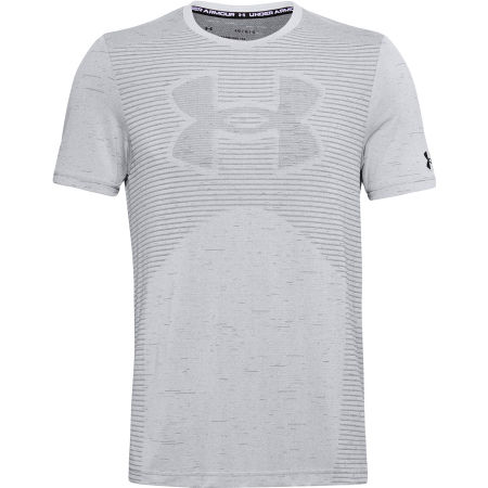Under Armour SEAMLESS LOGO SS - Tricou bărbați