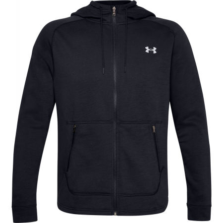 Under Armour CHARGED COTTON FLC FZ HD