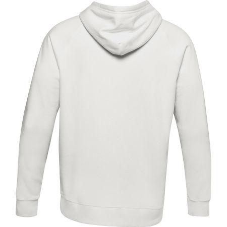Men's sweatshirt - Under Armour UA RIVAL FLEECE HOODIE - 2