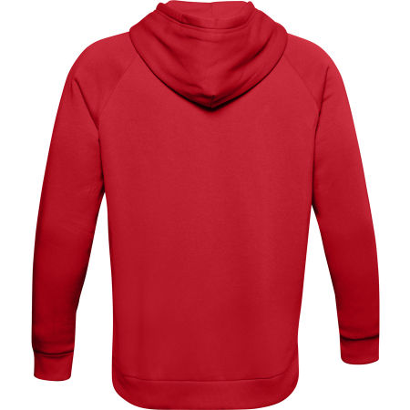 Pánska mikina - Under Armour RIVAL FLEECE BIG LOGO HD - 2