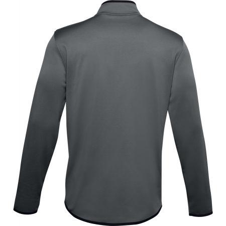 Tricou cu mâneci lungi bărbați - Under Armour ARMOUR FLEECE 1/2 ZIP - 2