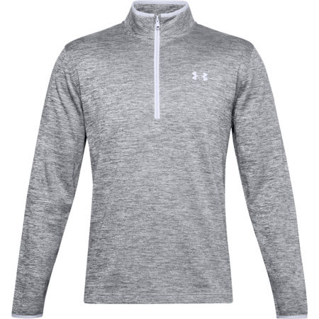 Under Armour ARMOUR FLEECE 1/2 ZIP - Men's long sleeve T-shirt