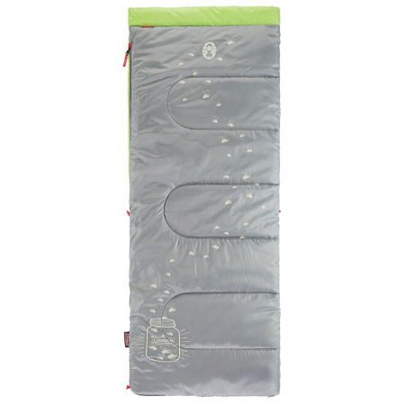 Kids' sleeping bag - Coleman YOUTH GLOW IN THE DARK - 1