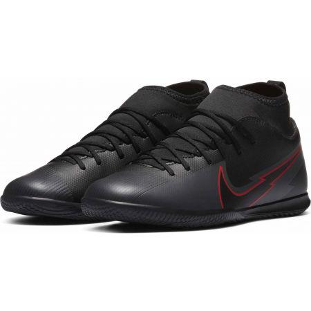 Obuwie piłkarskie halowe dziecięce - Nike JR MERCURIAL SUPERFLY 7 CLUB IC - 3