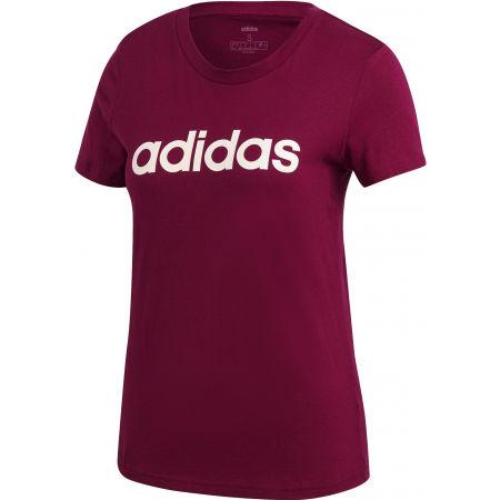 adidas E LIN SLIM T - Дамска  тениска