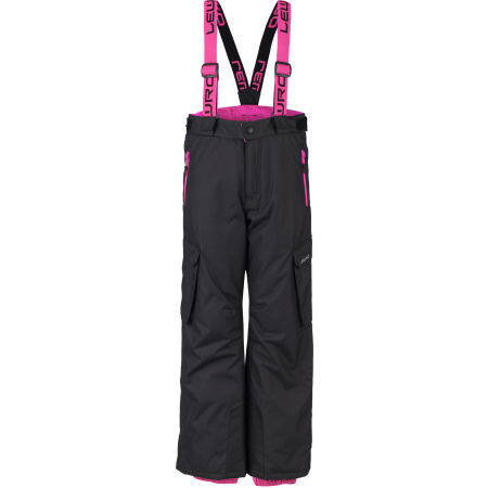 Detské snowboardové nohavice - Lewro HRISCO - 2