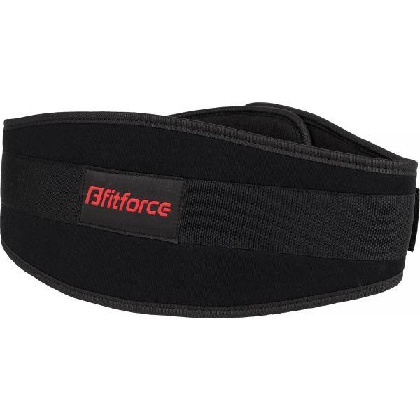Fitforce FITNESS BELT  M - Bedrový pás na posilňovanie