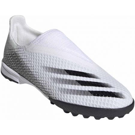 adidas X GHOSTED.3 LL TF J - Dětské turfy