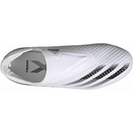 Detské kopačky - adidas X GHOSTED.3 LL FG J - 4
