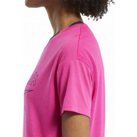 Dámské triko - Reebok WOR SUP BL TEE - 6