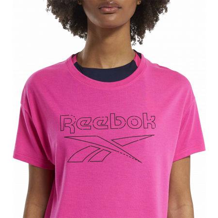 Dámské triko - Reebok WOR SUP BL TEE - 7