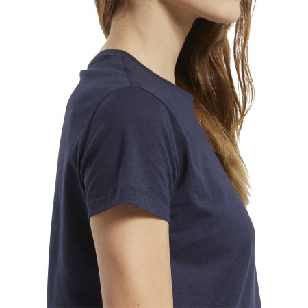 Дамска тениска - Reebok TE GRAPHIC TEE - MYT - 5