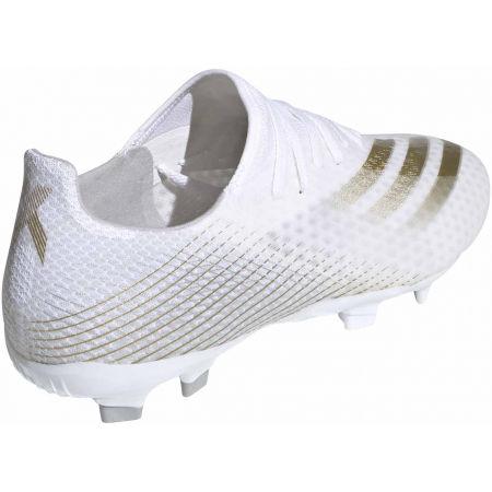 Ghete de fotbal bărbați - adidas X GHOSTED.3 FG - 6