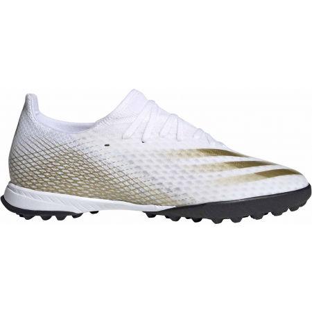 Ghete turf bărbați - adidas X GHOSTED.3 TF - 2