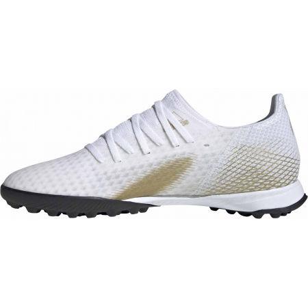 Ghete turf bărbați - adidas X GHOSTED.3 TF - 3