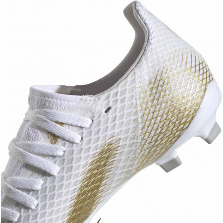 Ghete de fotbal copii - adidas X GHOSTED.3 FG J - 8