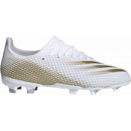 Ghete de fotbal copii - adidas X GHOSTED.3 FG J - 2