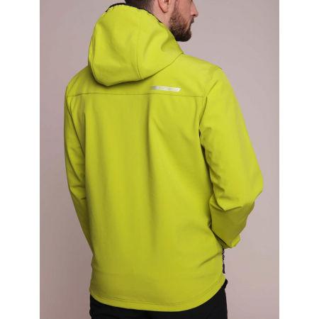 Pánska softshellová bunda - Loap LERICK - 3
