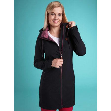 Dámský softshellový kabát - Loap LADKA - 3