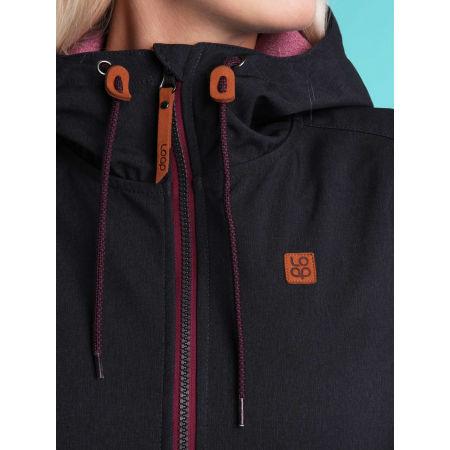 Dámský softshellový kabát - Loap LADKA - 6