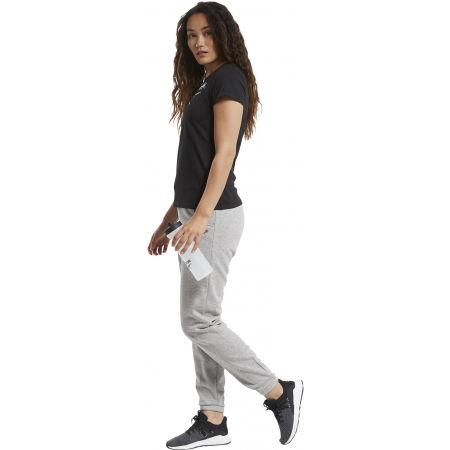 Дамска тениска - Reebok TE GRAPHIC TEE STACK LOGO - 4