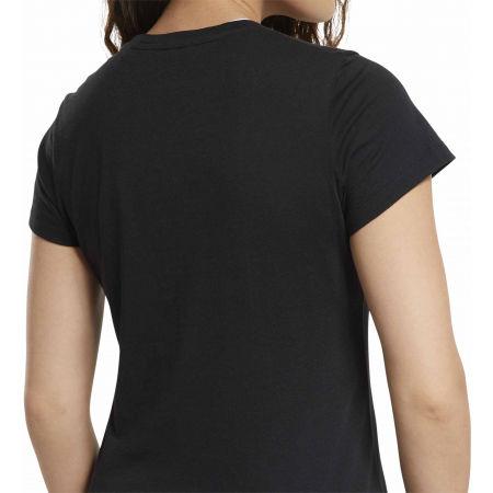 Дамска тениска - Reebok TE GRAPHIC TEE STACK LOGO - 5