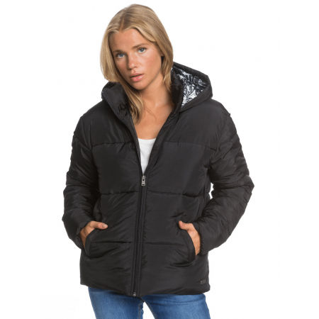 Women's winter jacket - Roxy ELECTRIC LIGHT - 2