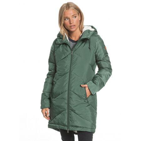 Women's winter jacket - Roxy STORM WARNING - 2