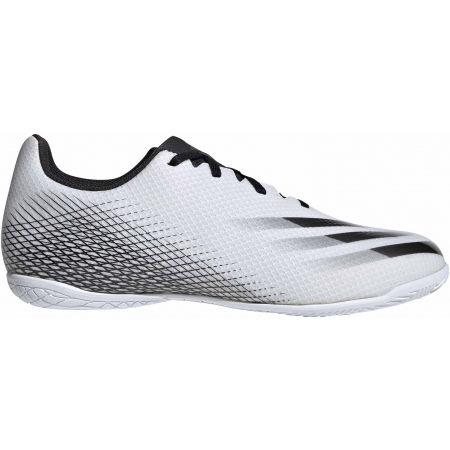 Pánska halová obuv - adidas X GHOSTED.4 IN - 2