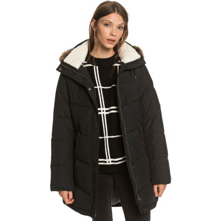 Women's winter jacket - Roxy ELLIE JK - 3