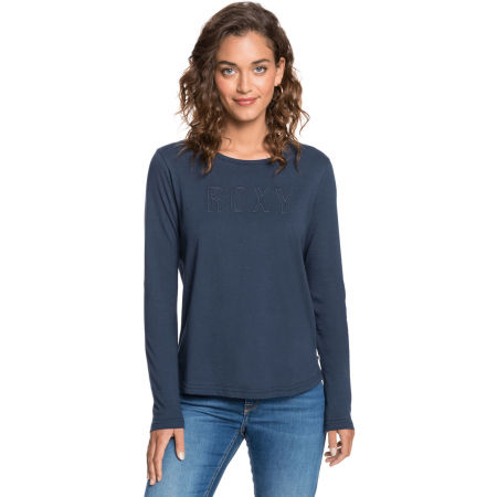 Women's long-sleeved T-shirt - Roxy RED SUNSET LS - 1