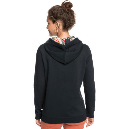 Women's hoodie - Roxy RIGHT ON TIME - 4
