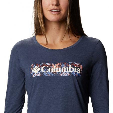 Dámské triko - Columbia BLUSTERY PEAK LS TEE - 5