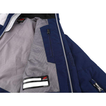 Kids' ski jacket - Hannah KINAM JR II - 5