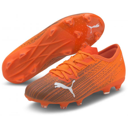 Puma ULTRA 2.1 FG/AG JR - Kids' football shoes
