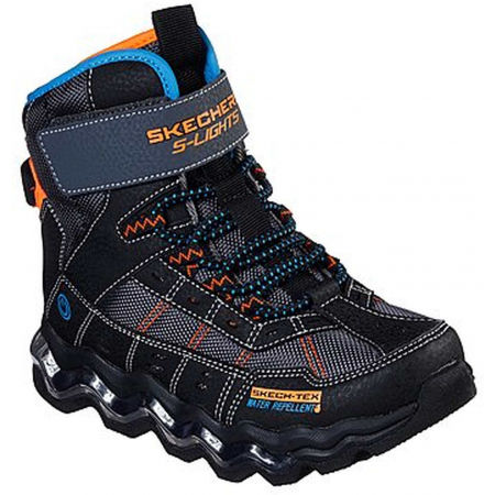Children's insulated shoes - Skechers TURBOWAVE POLAR RUSH