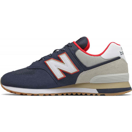 Men's casual shoes - New Balance ML574SKB - 2