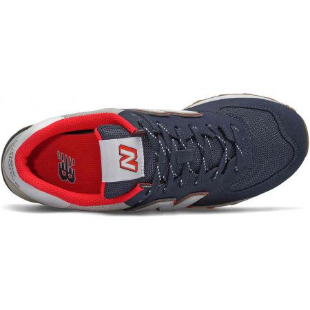 Pánska voľnočasová obuv - New Balance ML574SKB - 3