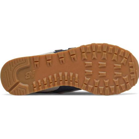 Pánska voľnočasová obuv - New Balance ML574SKB - 4