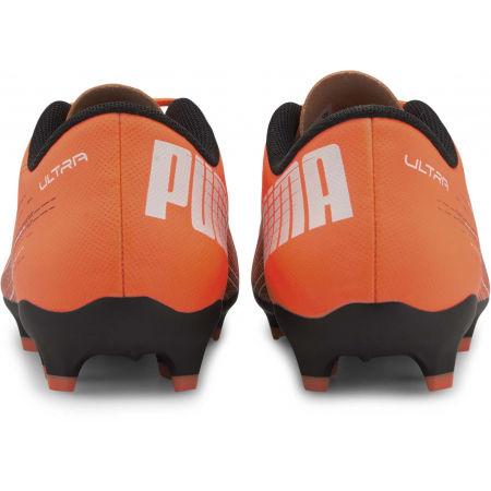 Ghete de fotbal copii - Puma ULTRA 4.1 FG/AG JR - 6