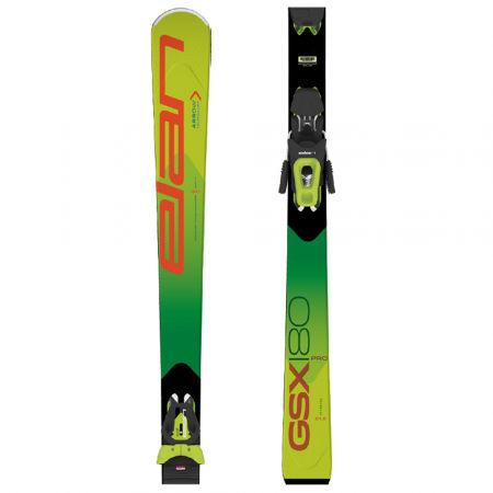 Elan GSX PRO PS + ELS 11 GRN - Unisexové sjezdové lyže