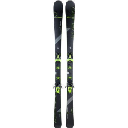Unisexové sjezdové lyže - Elan AMPHIBIO 10 TI PS + EL 10 BLK - 2