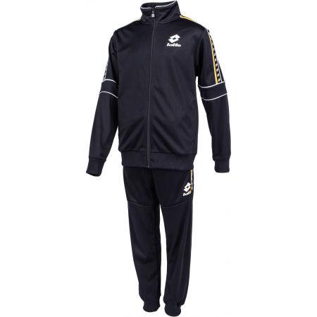 Costum de trening clasic pentru băieți - Lotto DREAMS B III SWEAT CUFF PL - 2