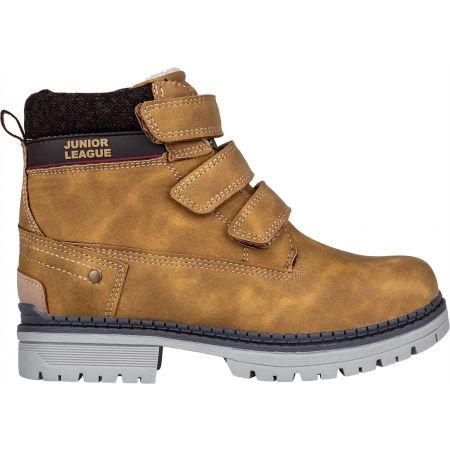 Dětská zimní obuv - Junior League GRENA - 3