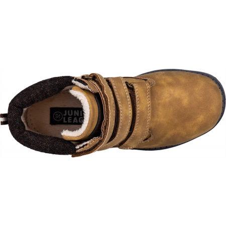 Dětská zimní obuv - Junior League GRENA - 5