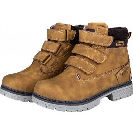 Dětská zimní obuv - Junior League GRENA - 2