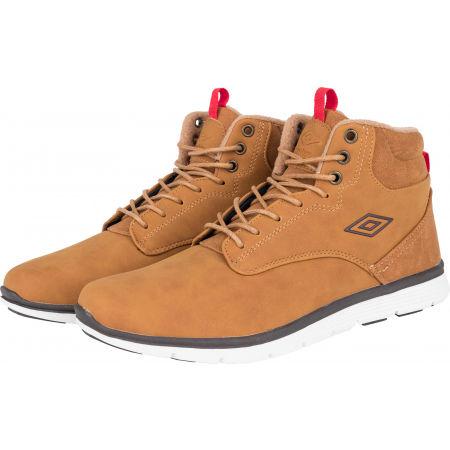 Chlapčenská voľnočasová obuv - Umbro JAGGY LACE - 2