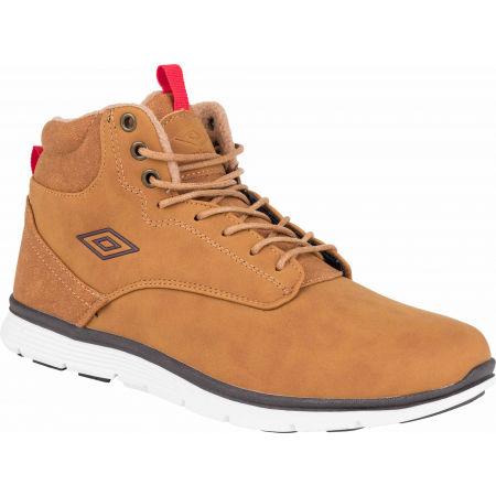 Umbro JAGGY LACE - Chlapčenská voľnočasová obuv